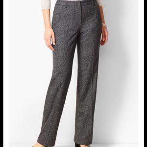 Windsor Wide-Leg/Full-Length Curvy Pant (NWT)
